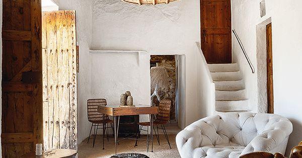 Las vigas de madera son un must en este tipo de casas - Vigas de roble antiguas ...