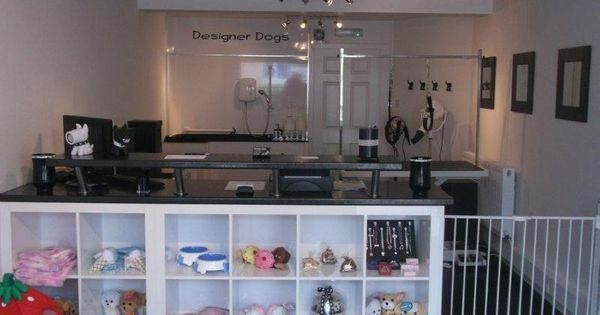 Repinned grooming shop grooming business decor for Dog grooming salons near me
