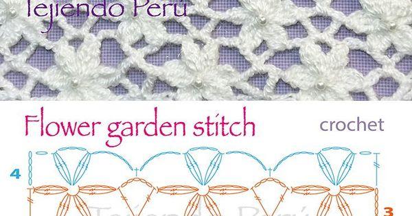 Crochet Stitches Diagrams Pinterest : : Crochet Stitches + Diagrams Design inspiration Pinterest ...