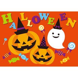 フリーイラスト ベクター画像 Eps 背景 年中行事 ハロウィン ハロウィーン 10月 秋 ジャック オー ランタン 幽霊 お化け 飴 キャンディ ハロウィン 壁面飾り ハロウィーン 製作 ハロウィンの飾り付けアイデア