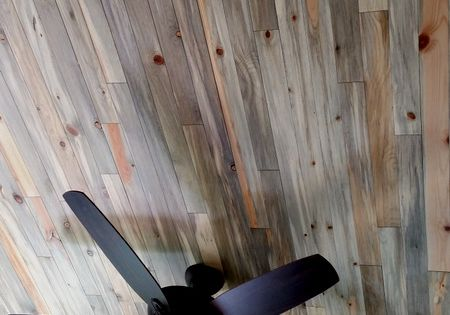 Beetle Kill Pine Ceiling Paneling From Sustainable Lumber