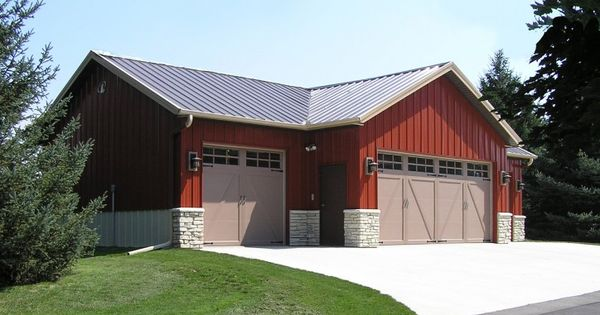 Steel Buildings With Living Quarters Floor Plans