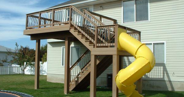 Brilliant for a small backyard w/ kids