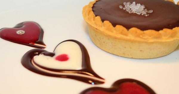 Macadamia, Milk Jam & Chocolate Ganache Tarts Recipe ...