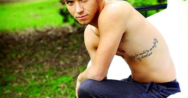 Ohh Jeremy sumpter! Had such a massive crush on him that I