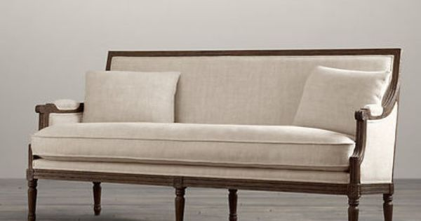 Traditional Benches By Restoration Hardware Com Imagens Moveis