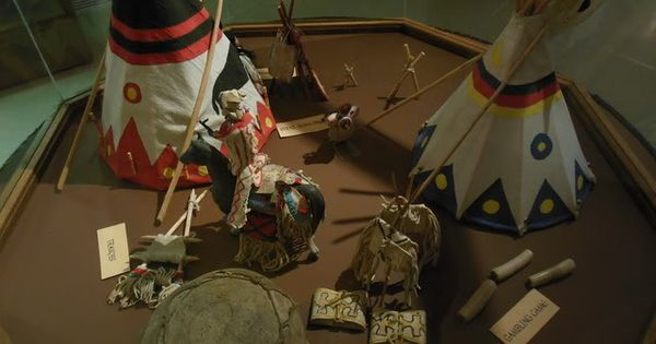 Diorama 3337 gifted education pinterest dioramas for What crafts did the blackfoot tribe make