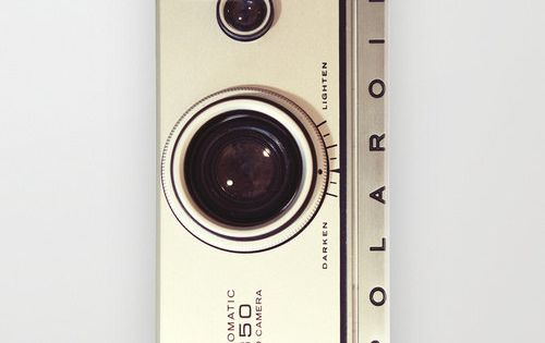 polaroid camera for iphone iphone 5 iphone 5 vintage polaroid for 15878