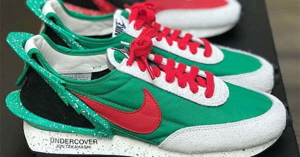 UNDERCOVER Nike Tailwind Release Date | Nike, Moda e Estilo