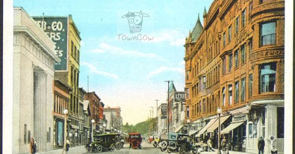Central Ave Old Photos Photo Connersville Indiana