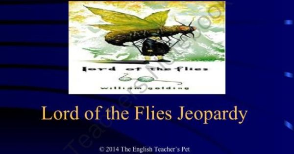 A comparison of macbeth and lord of the flies in english novels