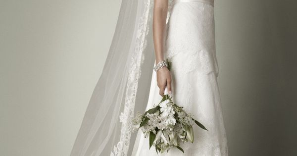 Vintage Wedding Dresses And Veils 61