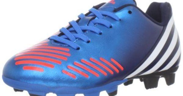 Adidas Predito Lz Trx Fg Soccer Cleat Little Kid Big Kid Adidas 30 41 Adidas Men Running Shoes For Men Soccer Cleats