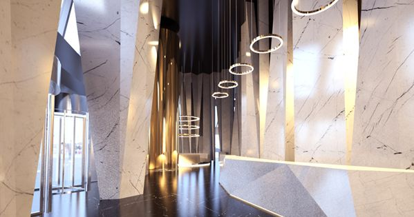 concept holl interior  Lobby & Reception  Pinterest  거실 디자인, 대리석 ...
