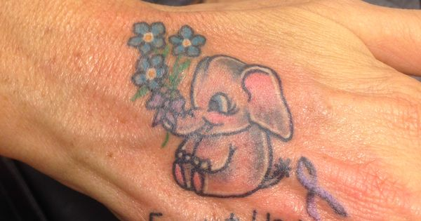 Forget Me Not Flower Tattoo Meaning Home Exsplore
