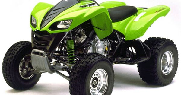 Kawasaki Kfx700 Kawasaki Dirtbikes Atv Quads