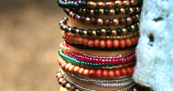 bracelets & bracelets & more bracelets