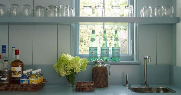 Benjamin moore jamestown blue paint colors pinterest benjamin moore wet bars and bar - Jamestown blue paint color ...