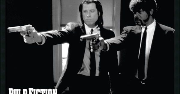 careers of the pulp fiction duo john travolta and samuel l jackson Pulp fiction is a 1994 american crime film written and directed by quentin tarantino, based on a story by tarantino and roger avary, and starring john travolta, samuel l jackson, bruce willis, ving rhames, and uma thurman the film tells a few stories of criminal los angeles the film's title refers to the pulp magazines.