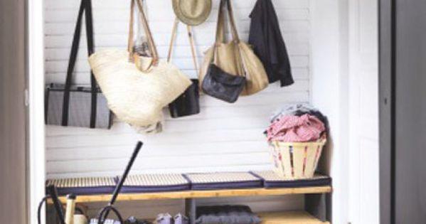 6 handige tips voor een hal die het leven vergemakkelijkt roomed entree hal - Schilderen voor entree en hal ...