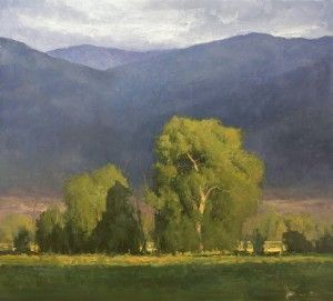 Josh Clare Astoria Fine Art Gallery In Jackson Hole Landscape Artist Landscape Paintings Fine Art