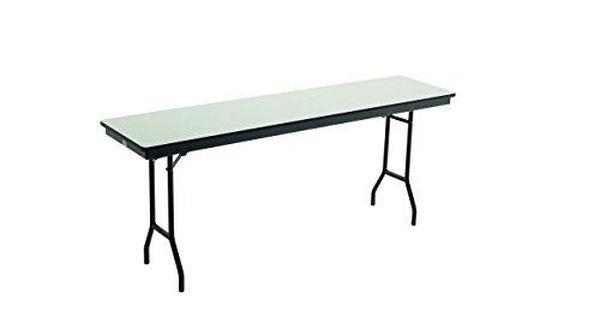 Folding Table Plywood Core Rectangle 24 Folding Table Table Home Decor