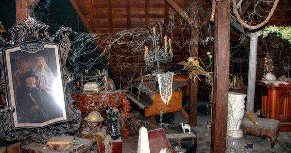 Davelandblog Freaky Fridays The Haunted Mansion The Attic Haunted Mansion Haunted Mansion Disneyland Haunted Mansion Ride