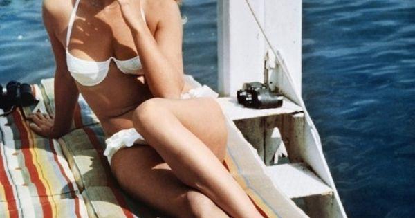 Bridget Bardot..... She is my style icon!