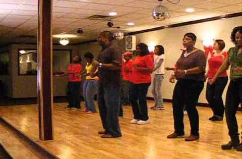 Some Examples Of Soul Line Dances Include The Wobble Cupid Shuffle Cha Cha Slide Zydeco Slide Biker S Shuffle And B In 2020 Line Dancing Lets Dance Cupid Shuffle