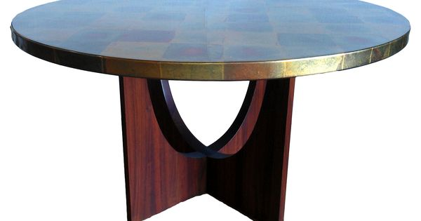 One Kings Lane Midcentury Desert Chic Dining Table by  : 276b21a3b94847569def037afe0ce023 from www.pinterest.com size 600 x 315 jpeg 16kB