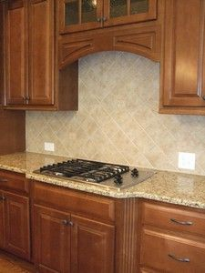Kitchen Tile Backsplash Ideas 4x4 Ceramic Tiles Nice And Simple
