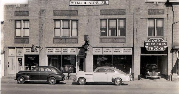1950s Chevrolet Dealership Building Blueprints Google