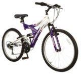 Supercycle Nitrous Women S 24 Full Suspension Mountain Bike