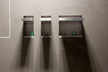 Accessori Bagno A Scomparsa.Bathroom Accessories Hidden In The Wall Sesamo By Antoniolupi Bagni Moderni Design Del Bagno Decorare Il Bagno