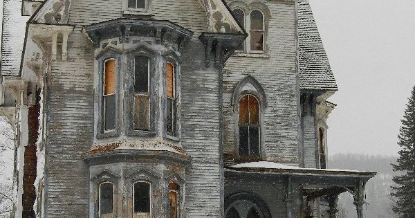 Abandoned house in coudersport pennsylvania old houses for 13 floor haunted house in pa