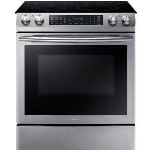 Product Comparison Page Slide In Range Electric Range Convection Range