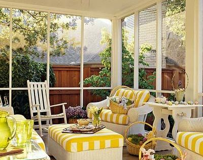 Garden Wicker Furniture Remodeling And Redecorating Pinterest Porch