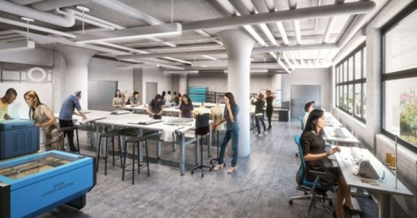 Pratt Institute Launches Brooklyn Fashion And Design Accelerator For Architects And Designers Design Studio Workspace Brooklyn Style Design