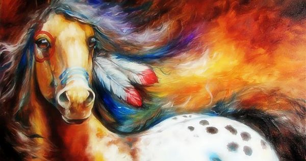 wallpaper horse tonight welshdragon - photo #2