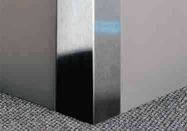 Corner Guards Wall Protectors Corner Guards Stainless Steel Acrylic Furniture
