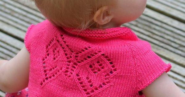 Free Baby and Toddler Sweater Knitting Patterns Baby cardigan knitting patt...