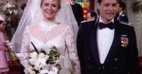 Charlene & Bill- Designing Women | Fictional Weddings ...