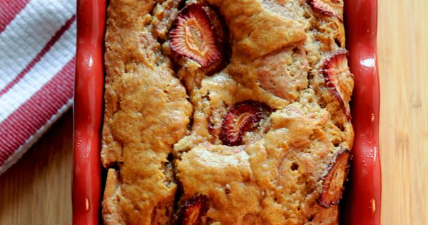 brown butter banana strawberry bread | food | Pinterest | Strawberry ...