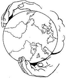 Building A More Evangelical World Earth Day Drawing Bible Art Coloring Pages
