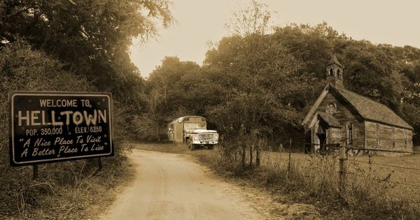 Old Town Santa Fe >> Helltown-Ohio. Mysterious ghost town in Ohio. | Whispers ...