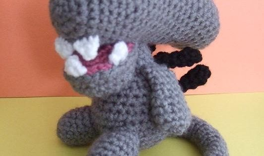 Crochet Xenomorph : Xenomorph, Aliens and Crochet on Pinterest