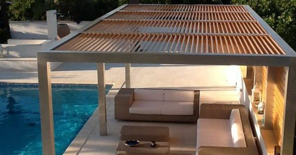 pergola markise berdachte terrasse modern holz glas garten pinterest pergolas modern and. Black Bedroom Furniture Sets. Home Design Ideas
