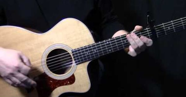 How To Play In My Life On Guitar By The Beatles John Lennon Acoustic Guitar Lesson Acoustic Guitar Lessons Guitar Lessons Songs Guitar Lessons Tutorials