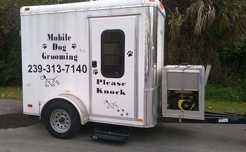 Used Mobile Grooming Van Truck Amp Tailer Ads Mobile Pet Grooming Dog Grooming Business Pet Grooming Business
