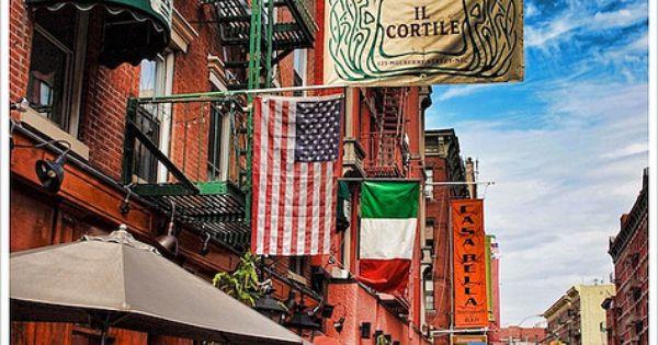 Little Italy, Manhattan NewYork